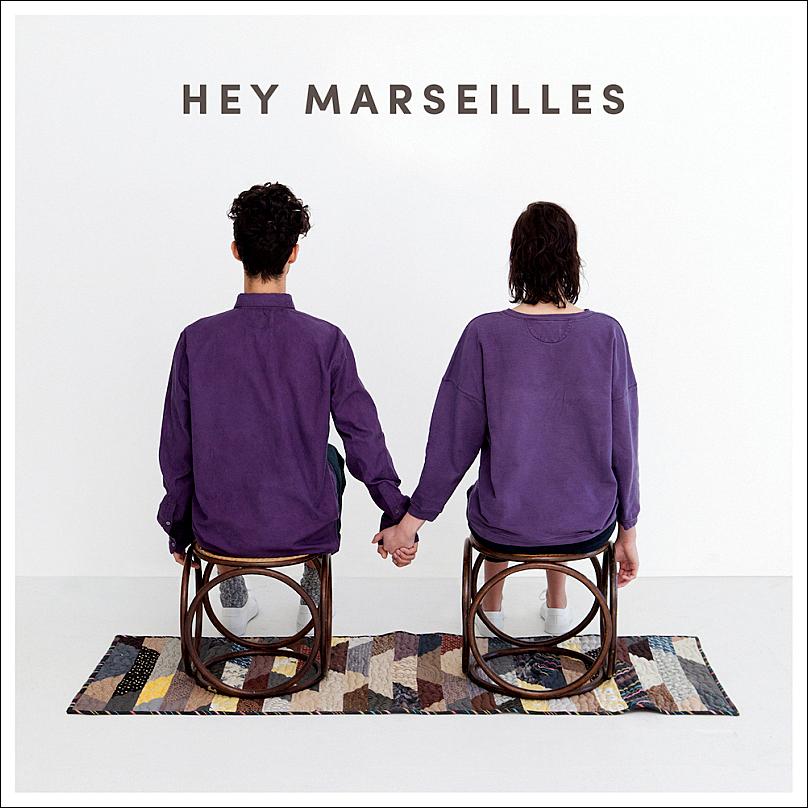 HeyMarseillealbum