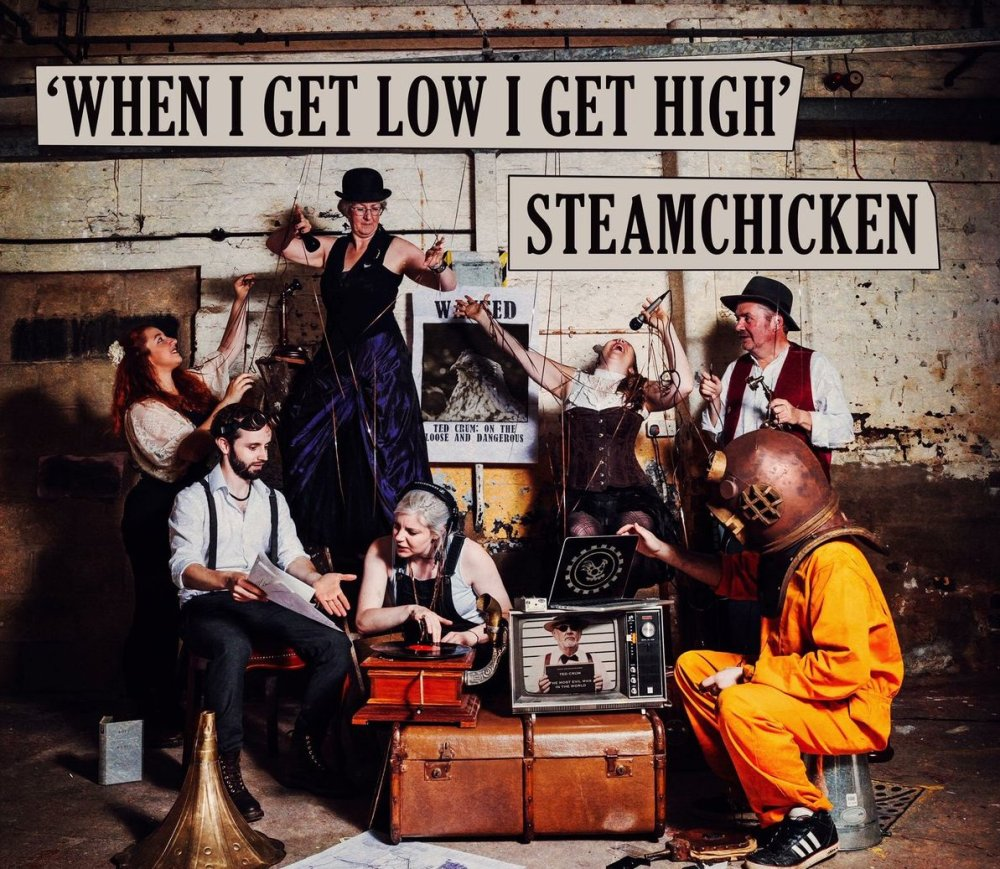 steamciocken