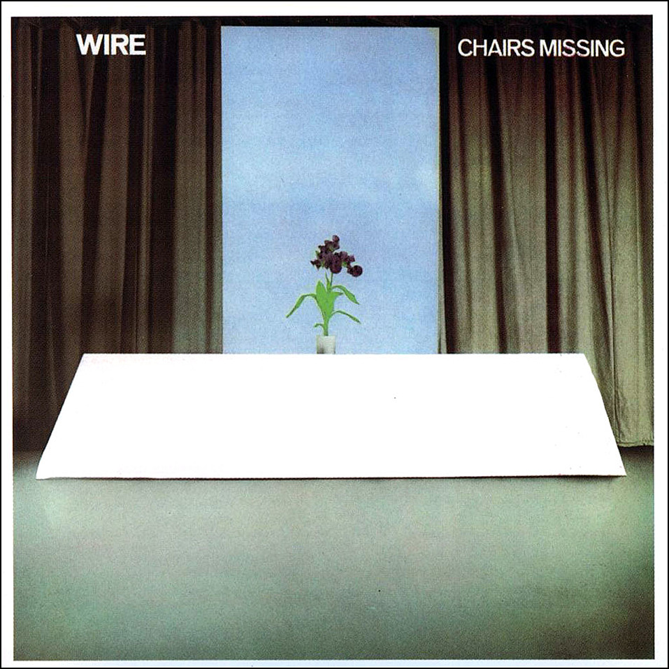 British Post Punk Pioneers WIRE Released Sophomore Album \'CHAIRS ...