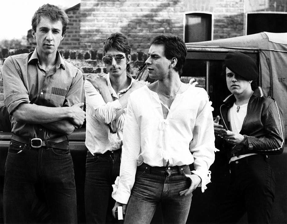 British Post Punk Pioneers WIRE Released Sophomore Album