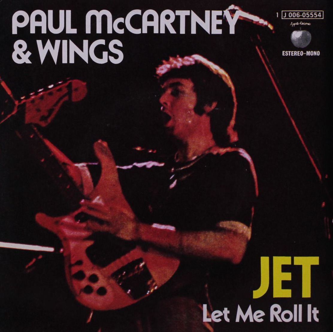 JET' By PAUL MCCARTNEY & WINGS – 45 Years Ago… | TURN UP THE VOLUME!