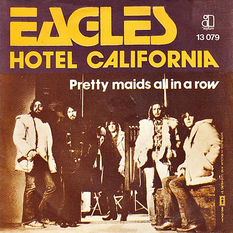 Resultado de imagen de hotel california single