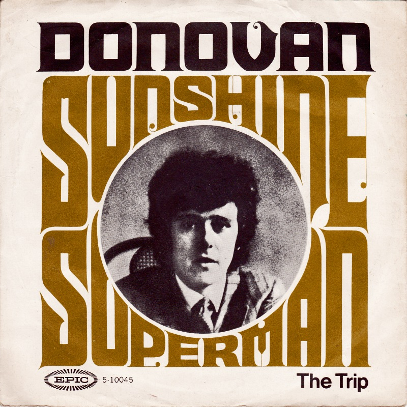 DONOVAN Scored No 1 Hit In The USA 53 Years Ago With