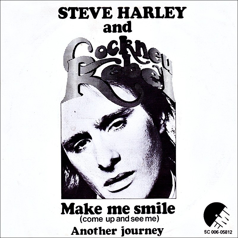Steve Harley And Cockney Rebel Scored Their Only No 1 Hit In The Uk 45 Years Ago Turn Up The Volume